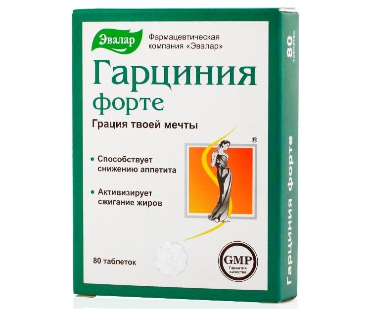 Популярные таблетки похудения