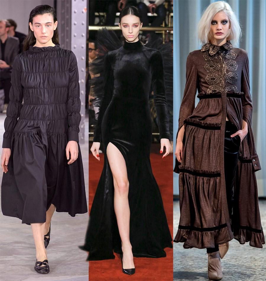 f5bfab4af7e 1534071835 dresses-2019-3 Модные женские платья на сезоны осень