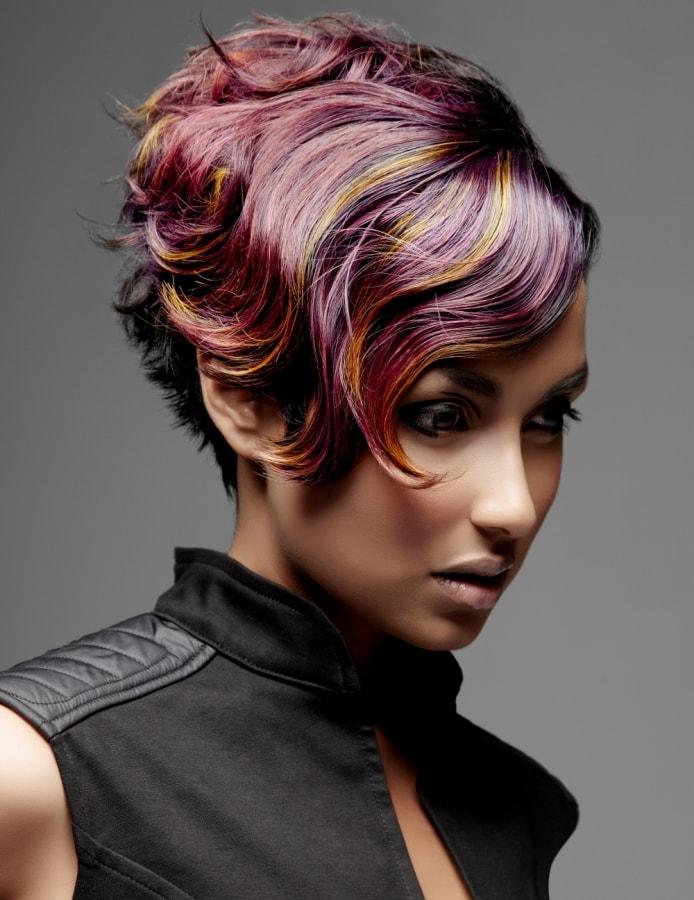 языками грибоедов мелирование волос модных цветов колор фото меня просто