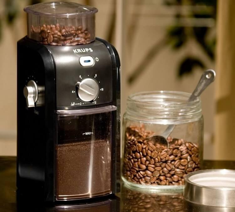 Обзор 14 видов лучших кофемолок