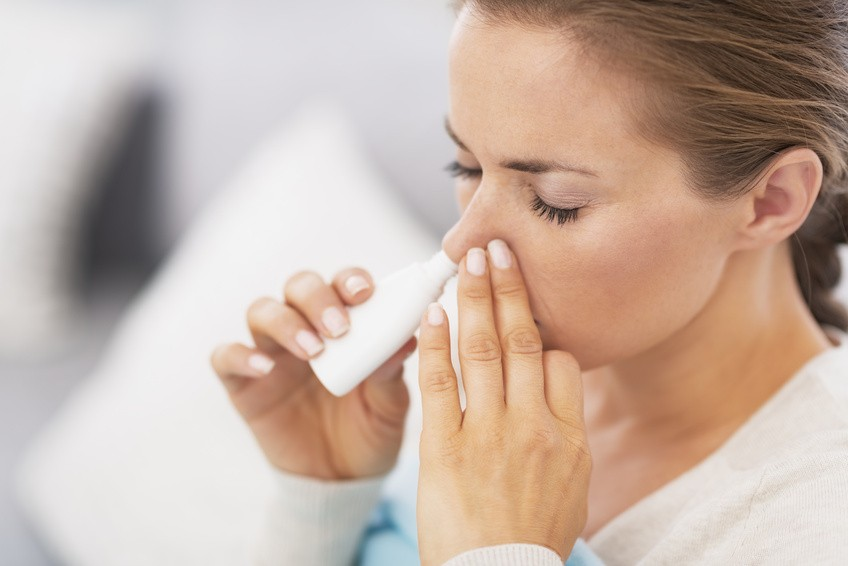 Аэрозоль для носа