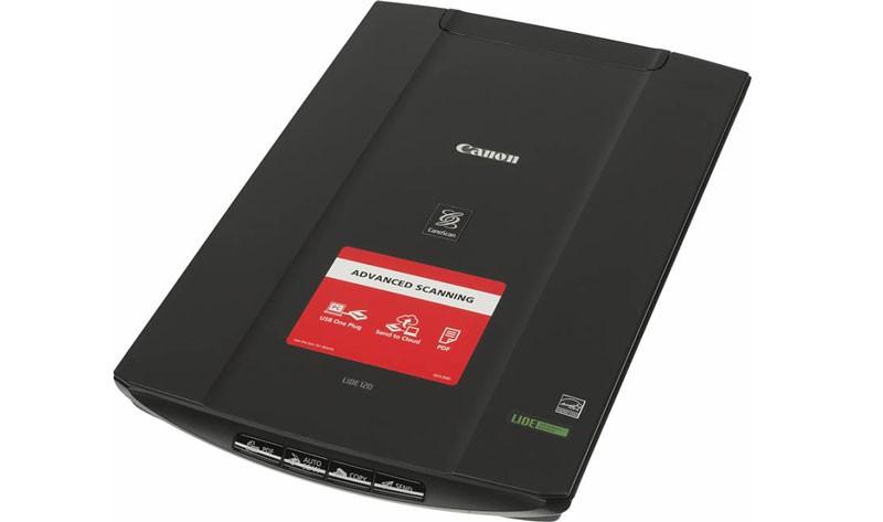 Canon-CanoScan-LiDE-120 Выбираем лучший сканер для дома и офиса: рейтинг ТОП 7, характеристики, отзывы, цена%obz