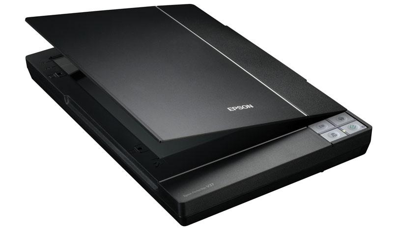 Epson-Perfection-V37 Выбираем лучший сканер для дома и офиса: рейтинг ТОП 7, характеристики, отзывы, цена%obz