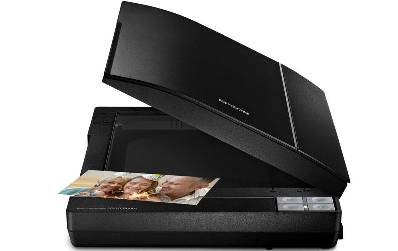 Epson-Perfection-V370-Photo Выбираем лучший сканер для дома и офиса: рейтинг ТОП 7, характеристики, отзывы, цена%obz