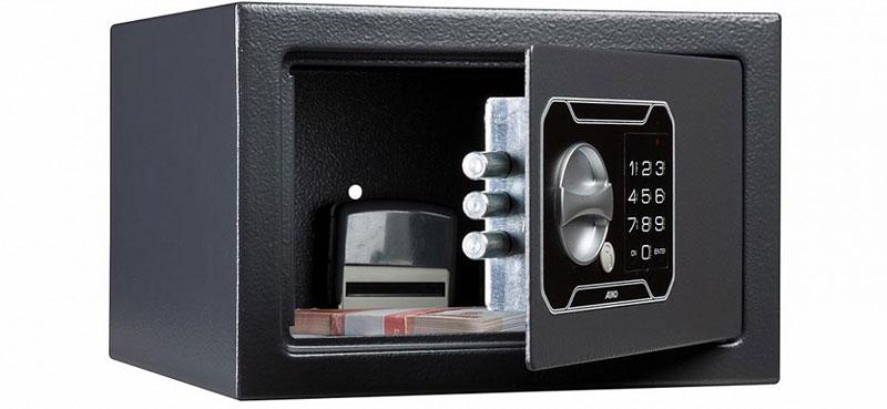 AIKO-T-170-EL Выбираем лучший сейф для дома: рейтинг ТОП 7, виды, способы установки, отзывы, цена%obz