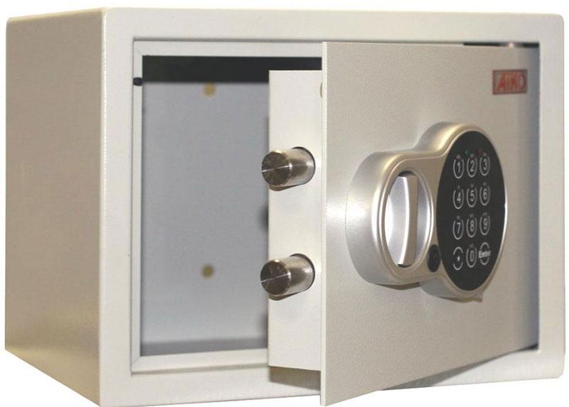 AIKO-T-23-EL Выбираем лучший сейф для дома: рейтинг ТОП 7, виды, способы установки, отзывы, цена%obz