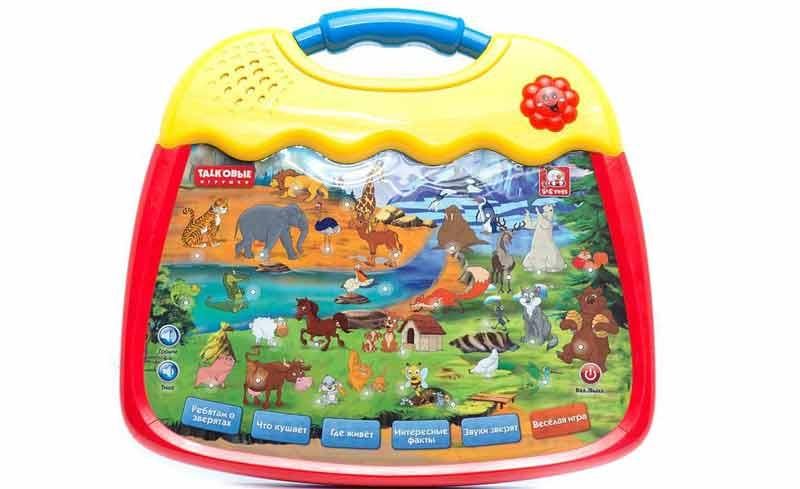 SS-Toys-zoopark Рейтинг ТОП 7 лучших детских планшетов: какой выбрать, характеристики, отзывы, цена%obz
