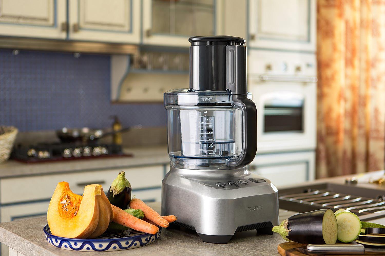 Кухонний комбайн: особливості вибору електричного шеф повара