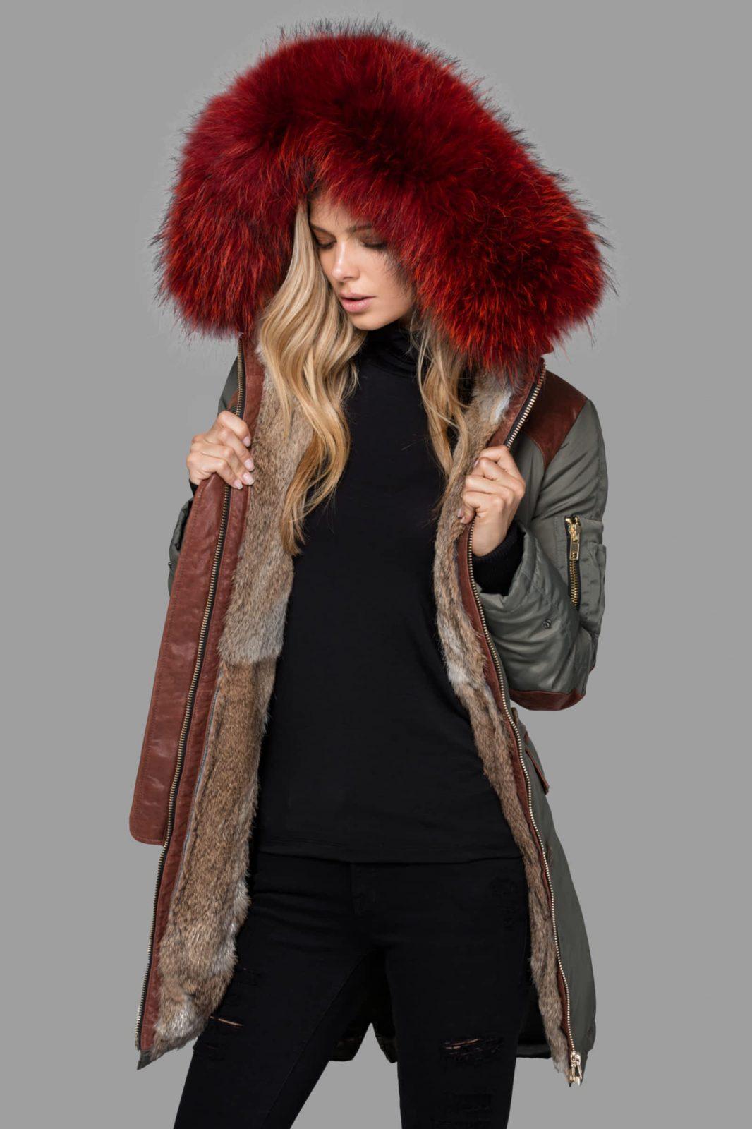 parki4 Модные женские куртки на сезоны осень, зима, весна 2018 - 2019! Тенденции, новинки, 115 фото%obz