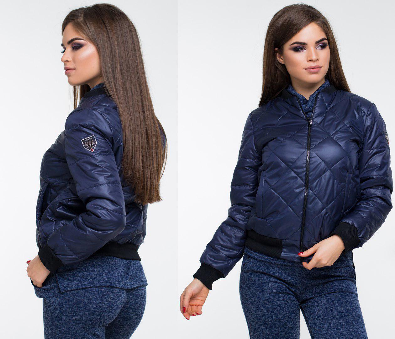 2c087f96c31 sintepon1 Модные женские куртки на сезоны осень